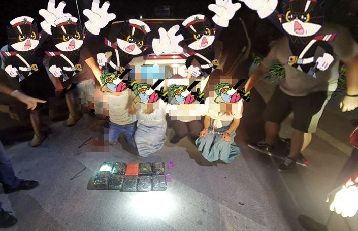 云南红河:国际禁毒日当天查获一起贩卖毒品案缴毒6.37公斤