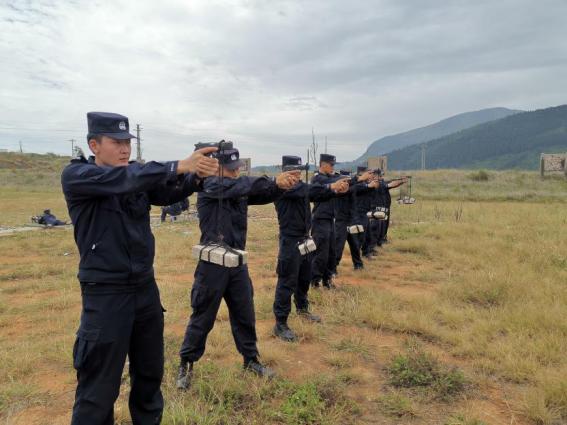 骨干队员成长记——云南红河边境管理支队应急快反骨干特训队纪实
