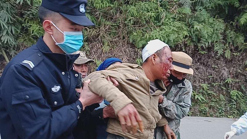 云南红河:冲锋在前是移民管理警察应有的样子