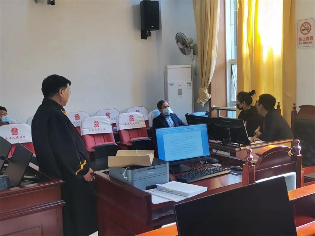 云南省高级人民法院党组书记、院长侯建军到临沧调研指导法院工作