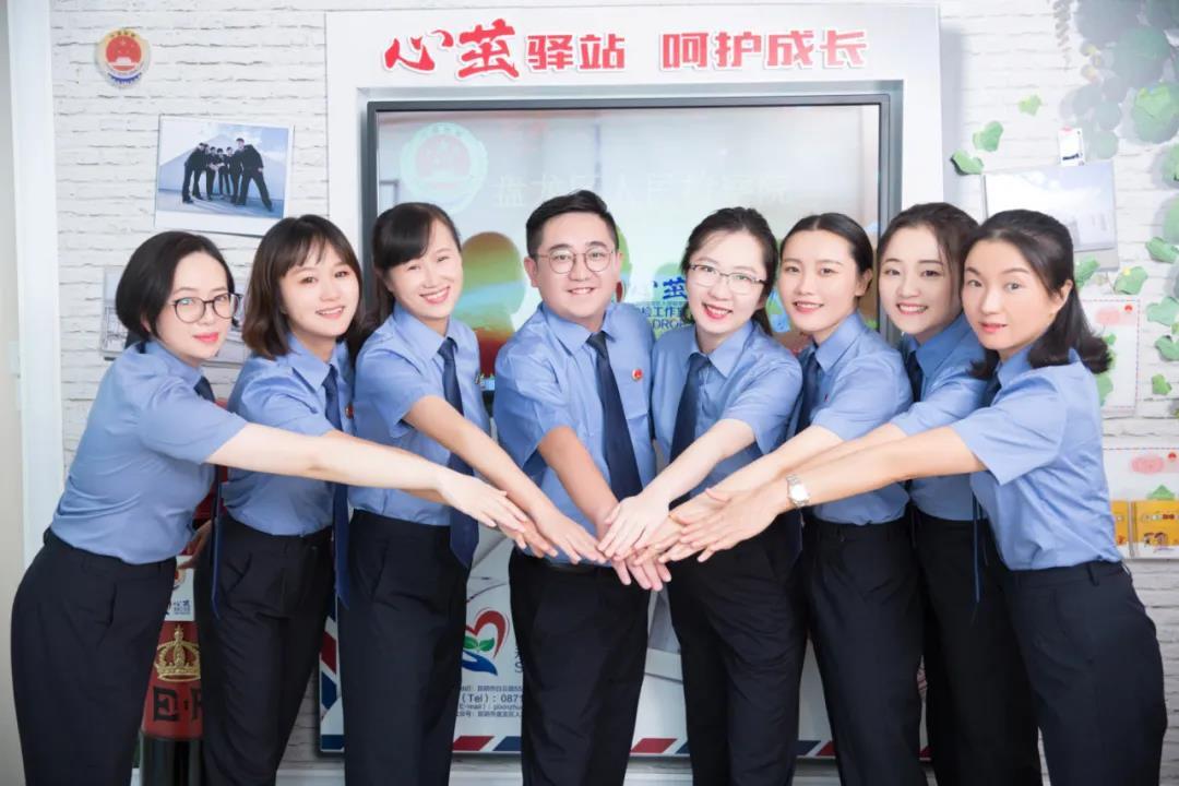 """云南昆明:2020年""""盘•点""""系列报道之一 成长路上,""""心茁""""相随"""